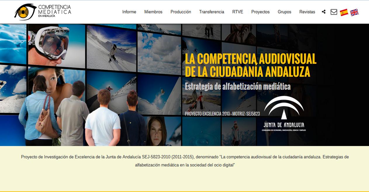 Competencia Mediática en Andalucía