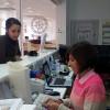 Un día con Rafi en la Biblioteca de la Rábida