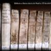El libro más antiguo de nuestra biblioteca