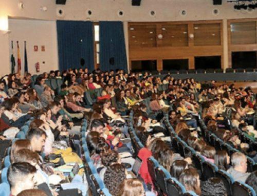 LA CÁTEDRA AGUAS DE HUELVA PATROCINA LA I JORNADA DE INTERVENCIÓN EN PROMOCIÓN DE LA SALUD EN EL ÁMBITO SOCIO-EDUCATIVO