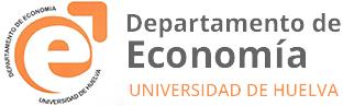 Departamento de Economía - UHU Logo