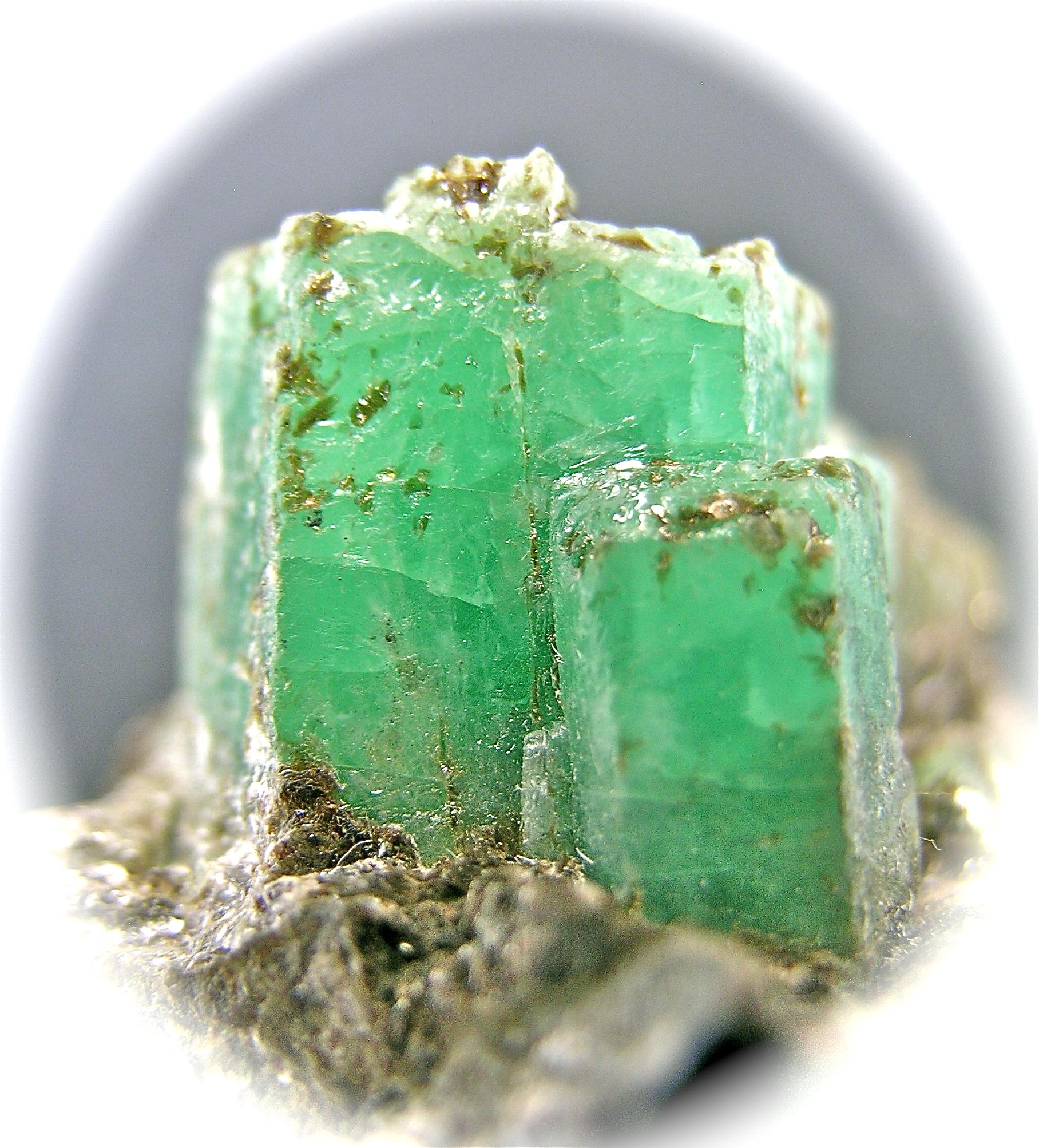 ¿Cómo elegir y usar cristales? Berilo_esmeralda